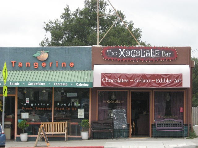 the xocolate bar