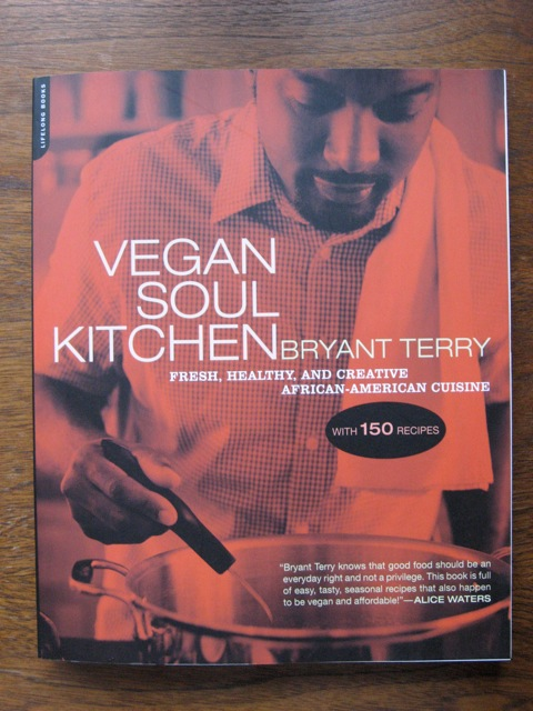 vegan soul kitchen cookbook