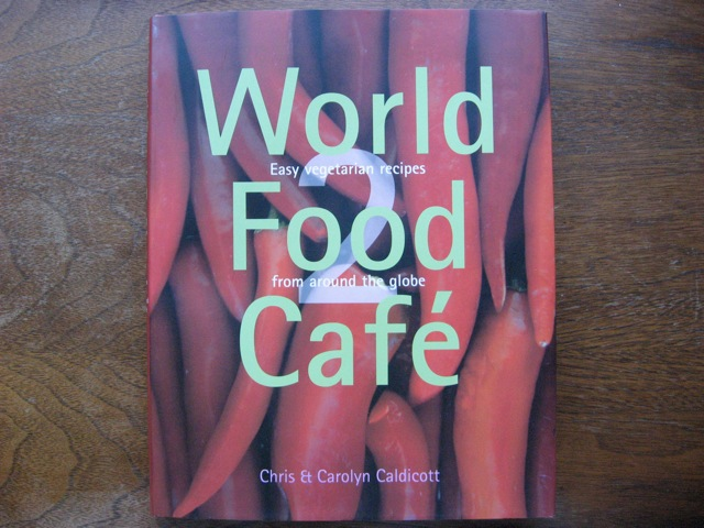 -world food cafe 2- cookbook